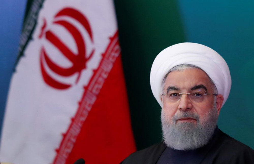 Rohani diz que tensão entre Irã e EUA estão em ponto máximo
