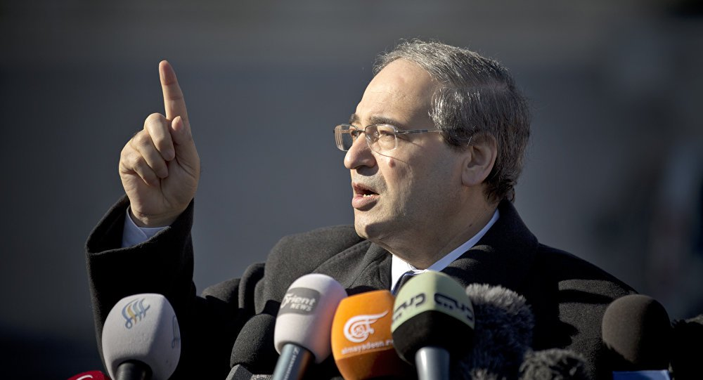 Síria reafirma apoio ao Estado Palestino independente
