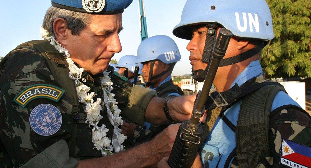 Brasil não está preparado para missão militar da ONU na África