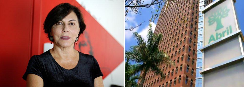 Patrícia Zaidan sobre Editora Abril: quem usa mão de obra e não paga está roubando