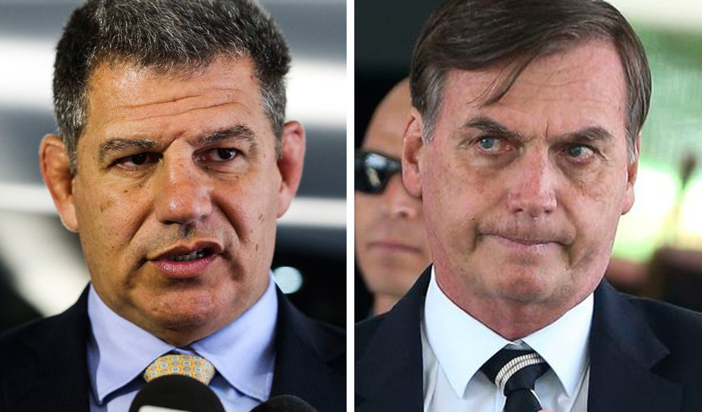Bolsonaro a Bebianno: eu sei que você manda lá no Antagonista