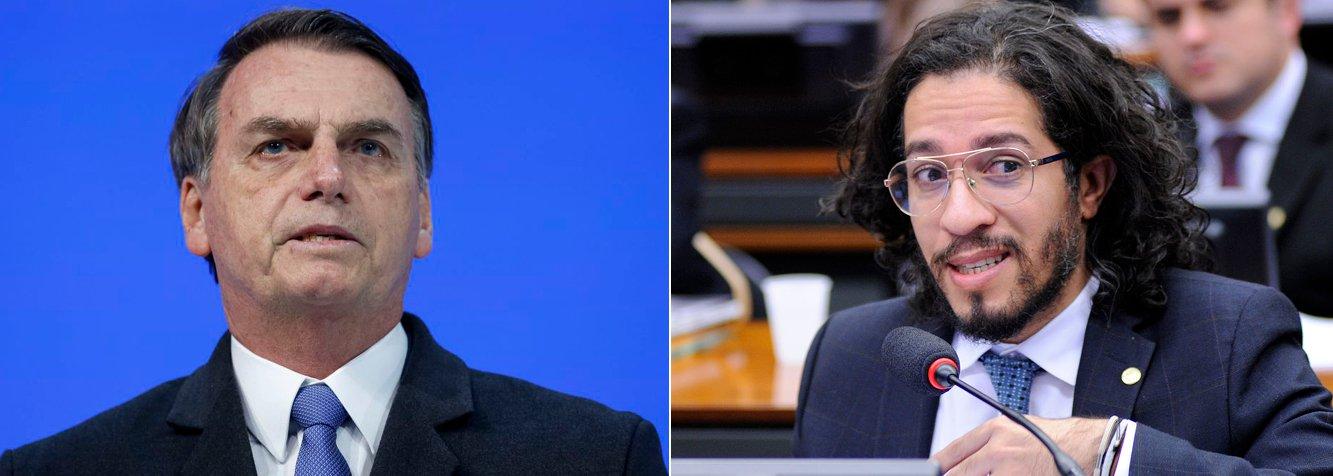 Bolsonaro perde ação que movia contra Jean Wyllys