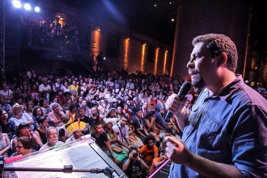 PSOL denuncia: querem silenciar Boulos