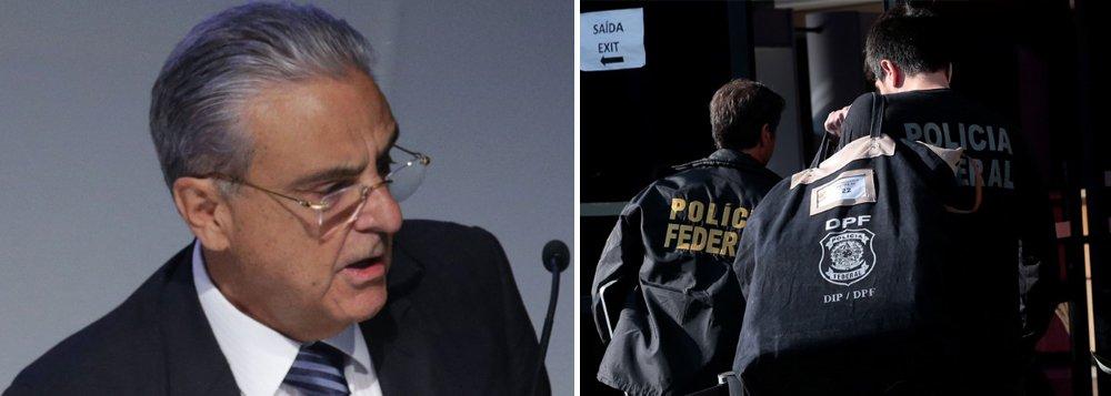 Preso presidente da CNI, que apoiou o golpe contra Dilma