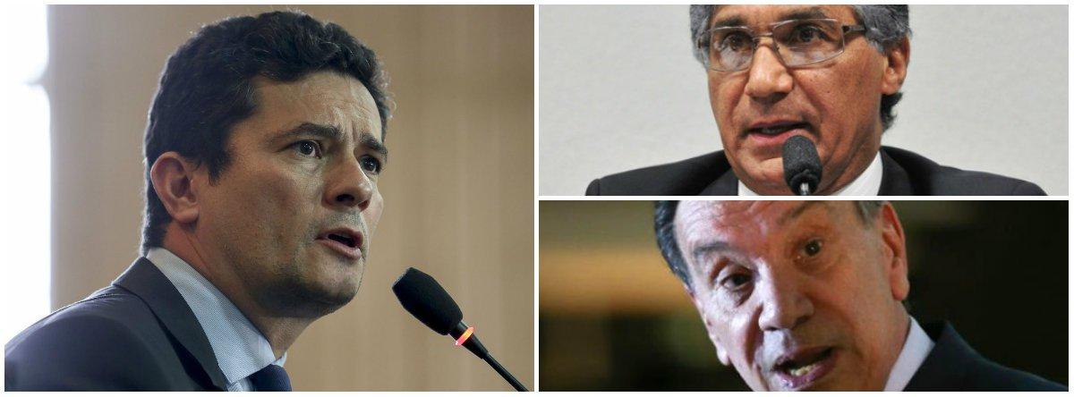 Paulo 'preso' e Aloysio 'revistado': sem Moro, Lava Jato vai aos tucanos?