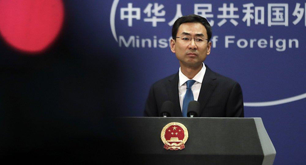 China diz que conduta dos EUA sobre Huawei é intimidatória, hipócrita e imoral