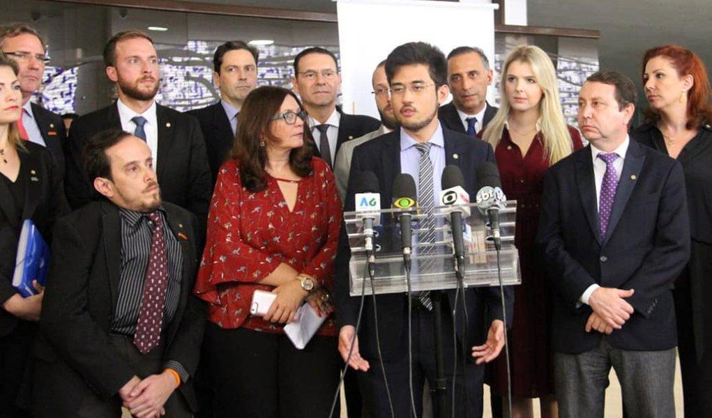 Liderado por Kim Kataguiri, grupo lança Frente Parlamentar pelo Livre Mercado