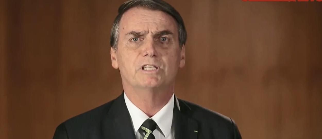 Antes da demissão, Bolsonaro fez vídeo elogiando Bebianno