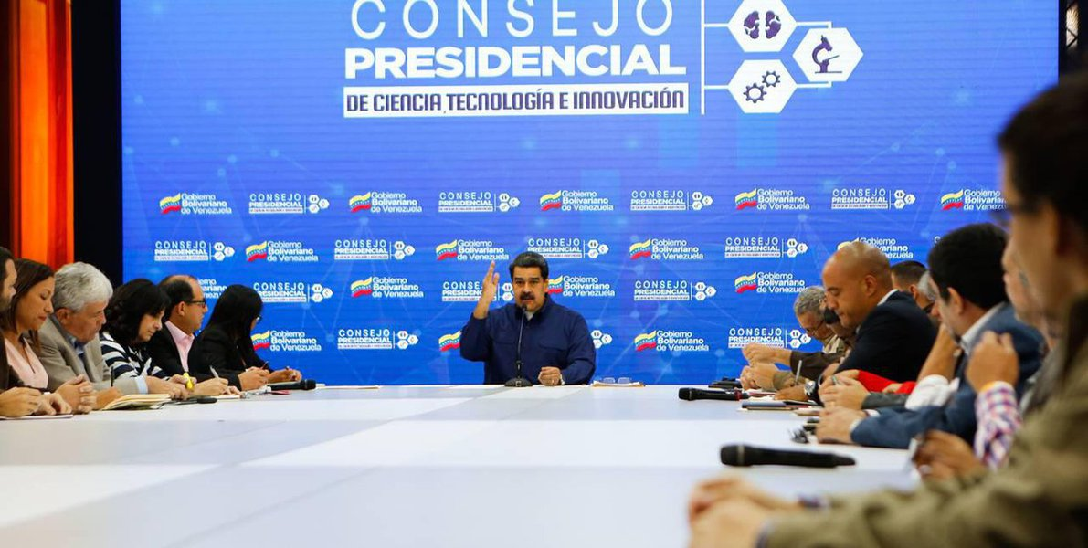 Discurso de Trump teve estilo nazista, diz Maduro