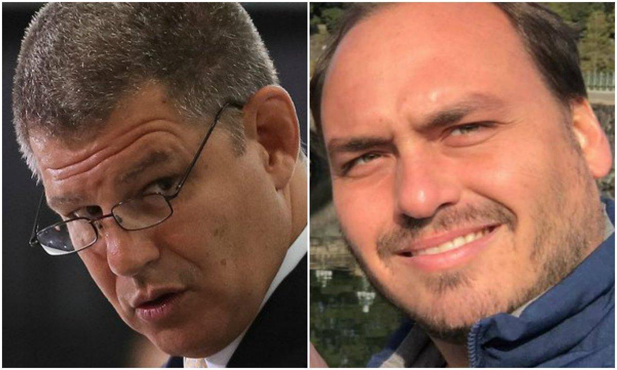 """Guzzo: autoridade de Bolsonaro se """"destrói"""" em exoneração pilotada por Carlos"""