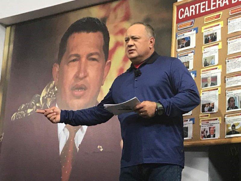Presidente da Constituinte venezuelana diz que se EUA entrarem não conseguirão sair