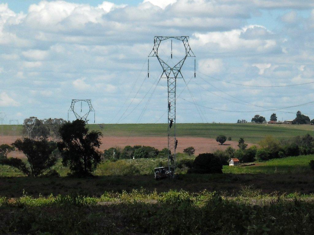 Interligação Brasil-Venezuela de energia é desligada