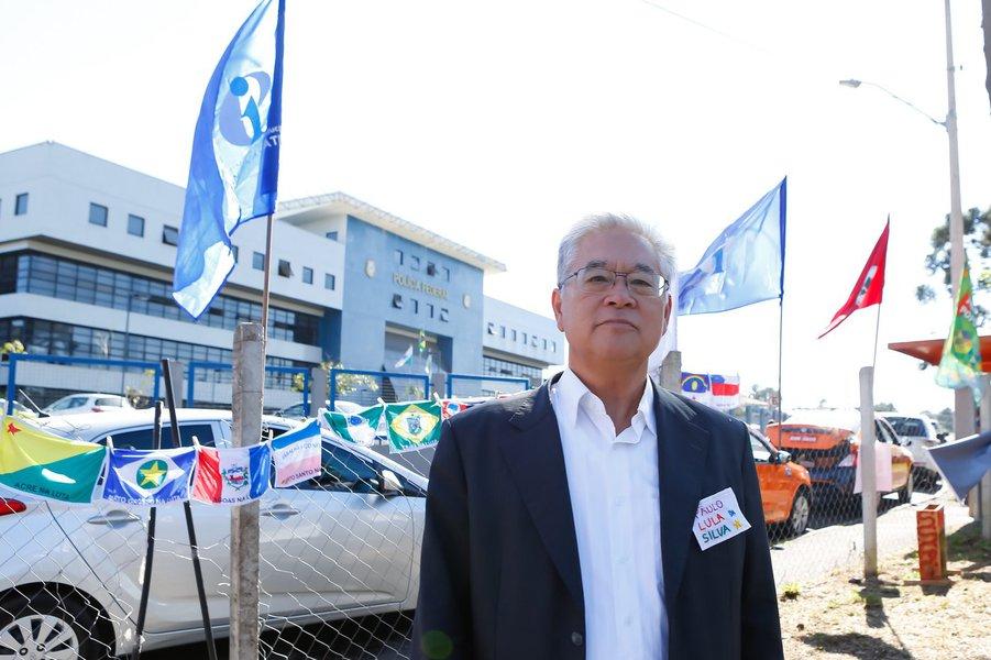 Moro 'inventou uma história' para condenar Lula, diz Paulo Okamotto