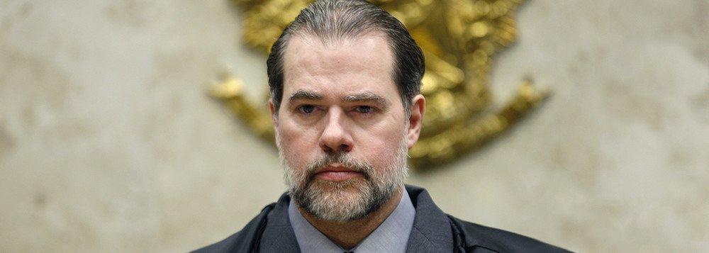 Toffoli tenta limpar pauta-bomba de R$ 50 bilhões no STF