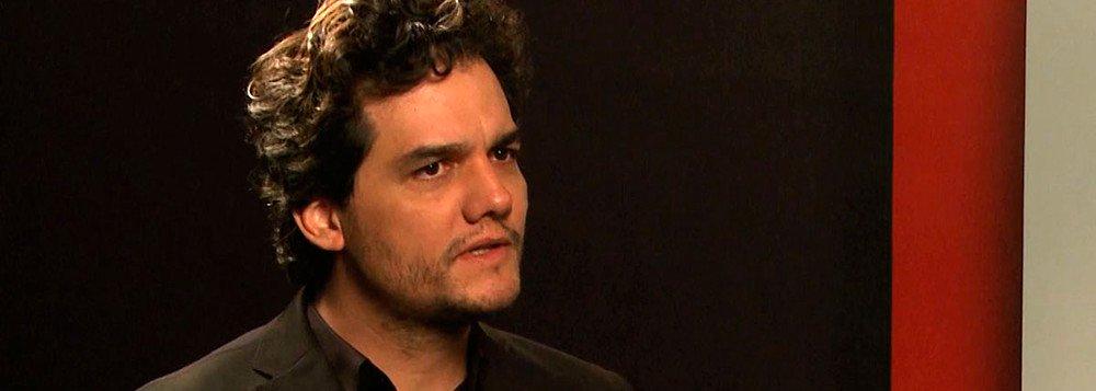 """Wagner Moura: """"A minha geração é muito alienada"""""""