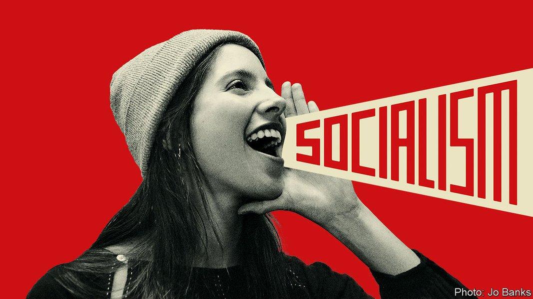 Crise capitalista bombeia socialismo
