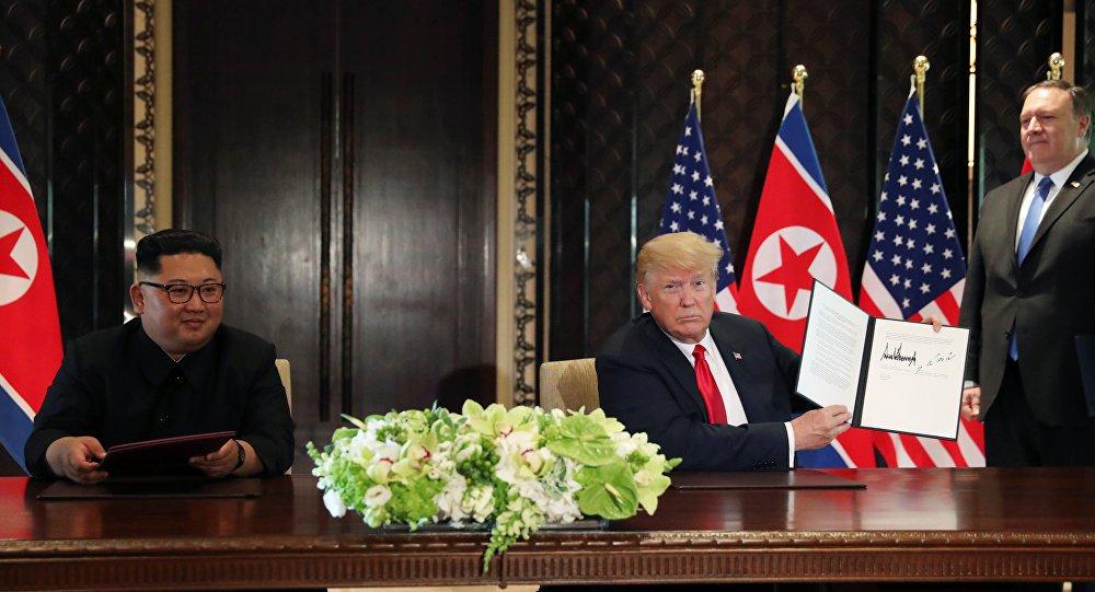 Terminam no Vietnã preparativos para cúpula Trump-Kim
