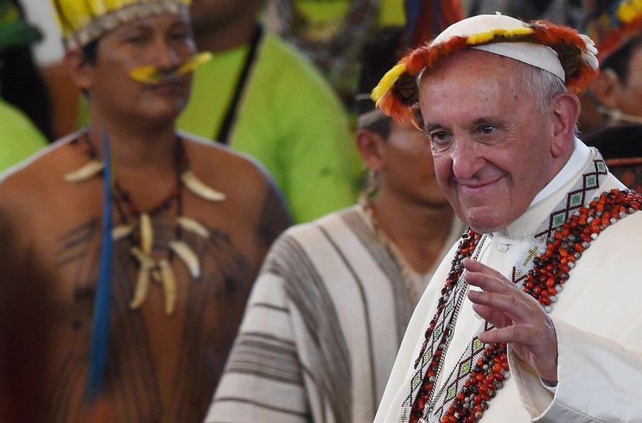 Sínodo da Amazônia versus Governo Bolsonaro