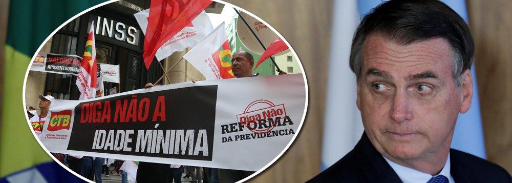 Reforma contestada: e qual é o projeto alternativo da oposição? Que oposição?
