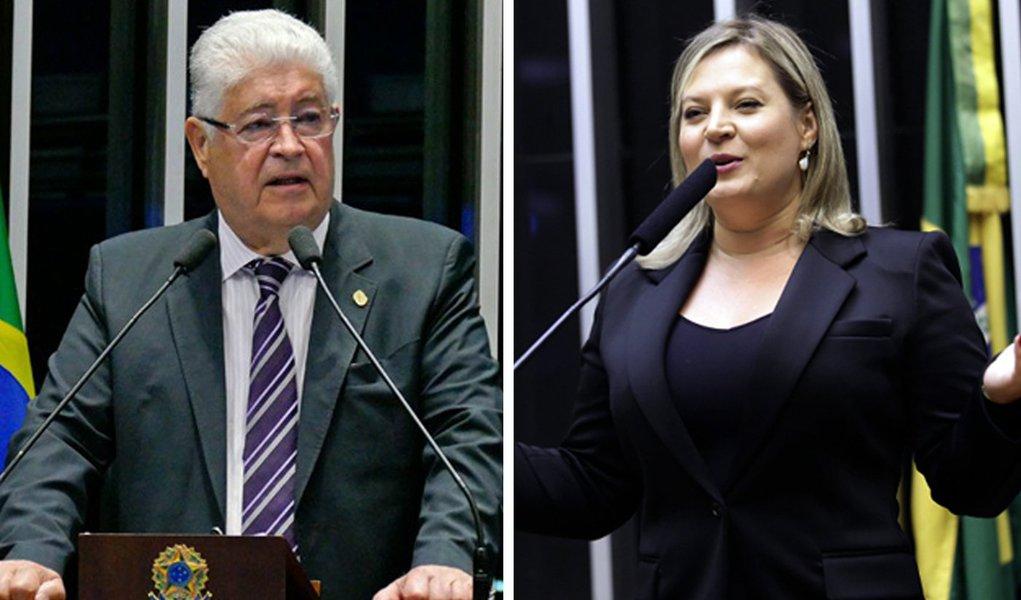 Joice Hasselmann é condenada a indenizar Requião em R$ 20 mil