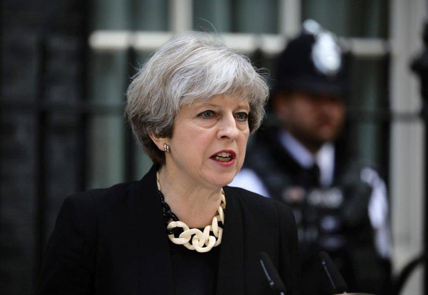 União Europeia debaterá exigências de May para o Brexit