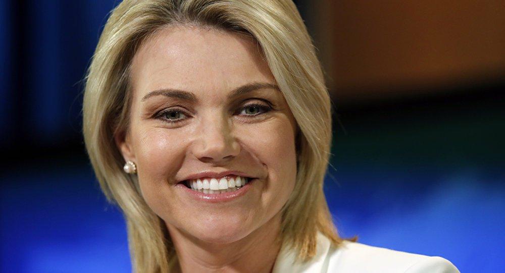 Indicada por Trump, Heather Nauert renuncia a nomeação como embaixadora na ONU
