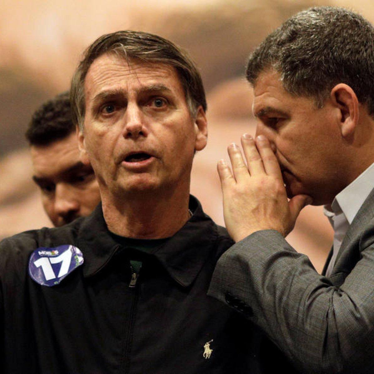 Bolsonaro descobre que não governa sozinho