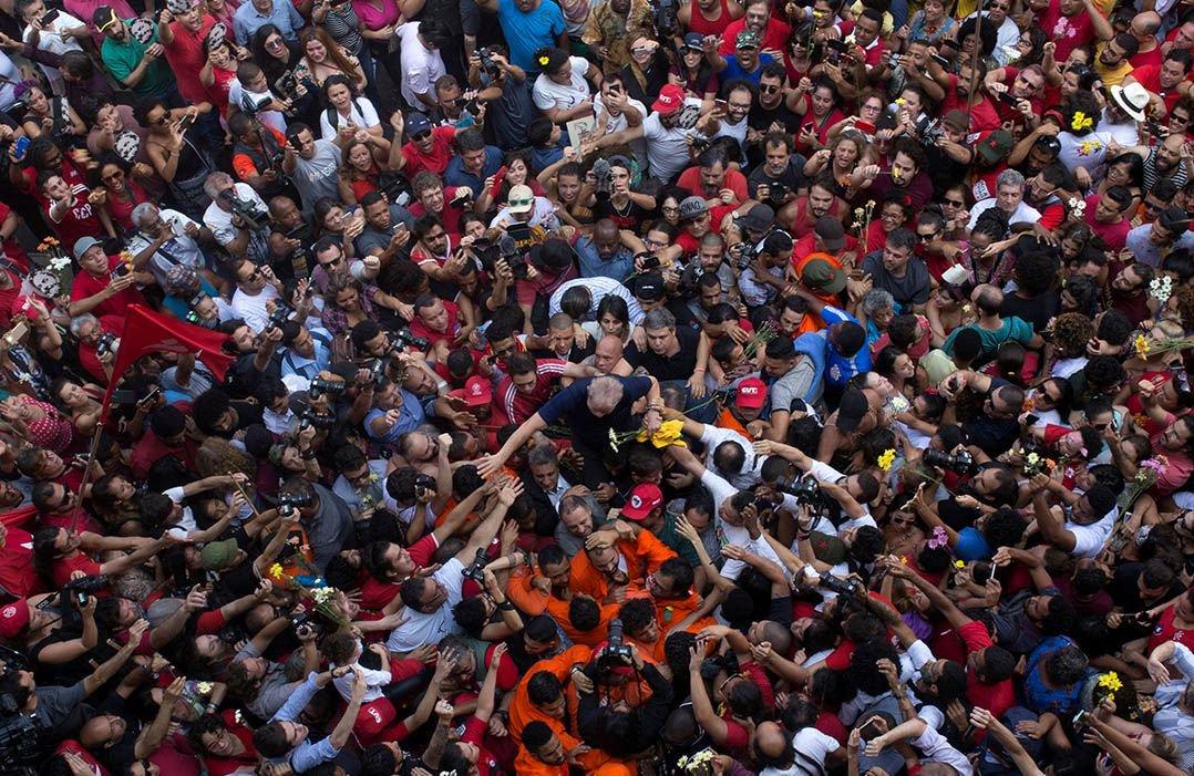 Lula: as horas antes da prisão