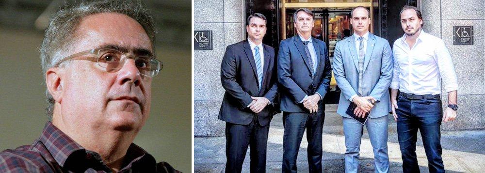 Nassif: Bolsonaro não precisa de inimigos, bastam os filhos