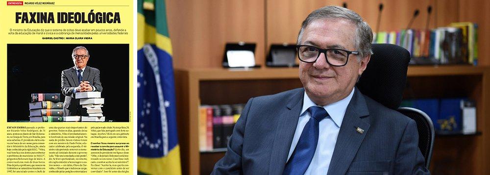 Vélez terá que explicar por que chamou brasileiros de ladrões