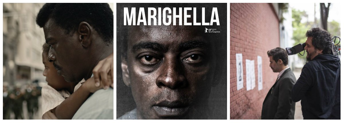 'Marighella', filme de Wagner Moura, estreia sob aplausos em Berlim