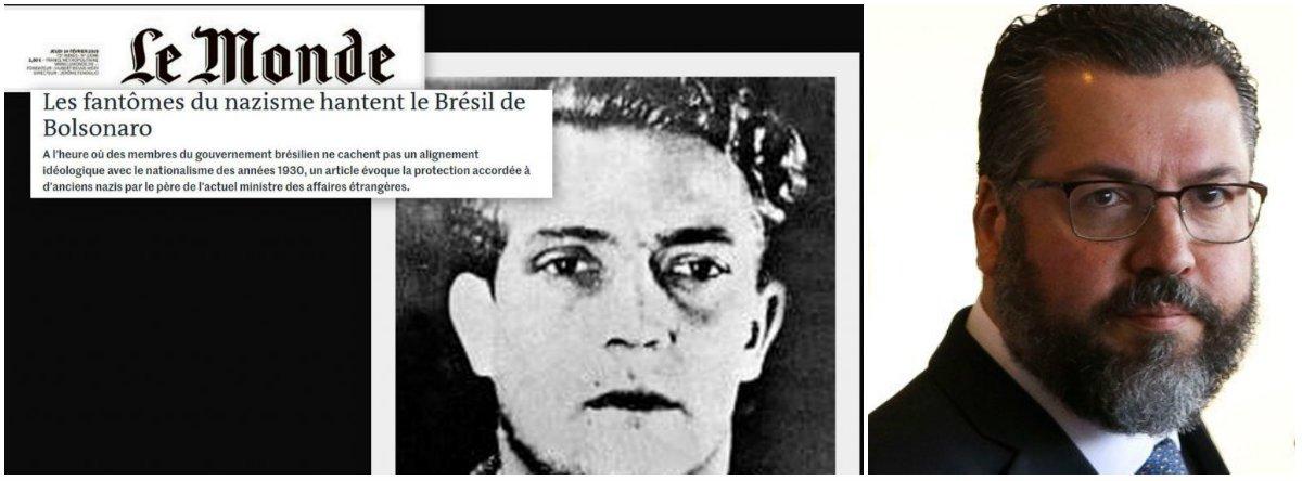 Le Monde: o fantasma do nazismo assombra o Brasil de Bolsonaro
