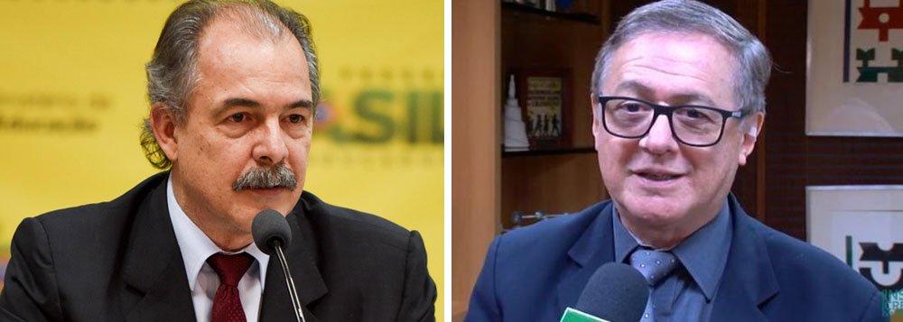 Mercadante: Vélez poderia ser expulso do País por ofender brasileiros
