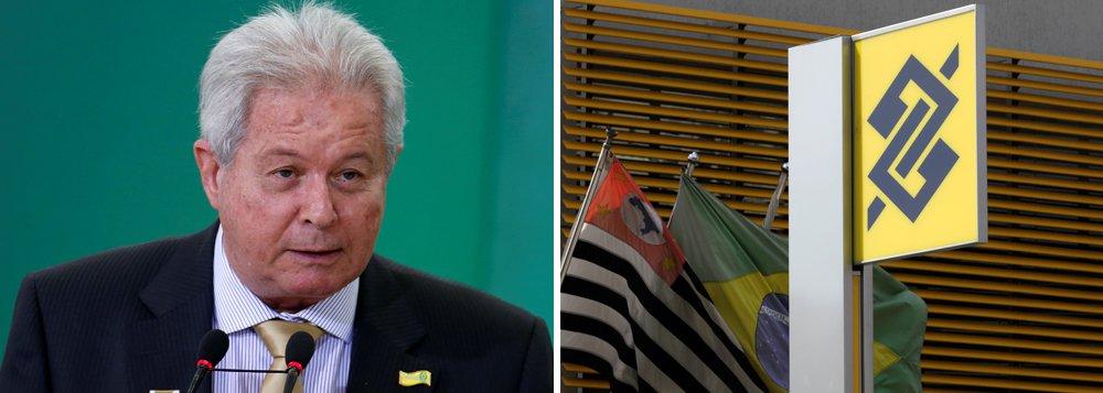 Presidente do BB defende privatização do banco porque teria 'mais lucro'