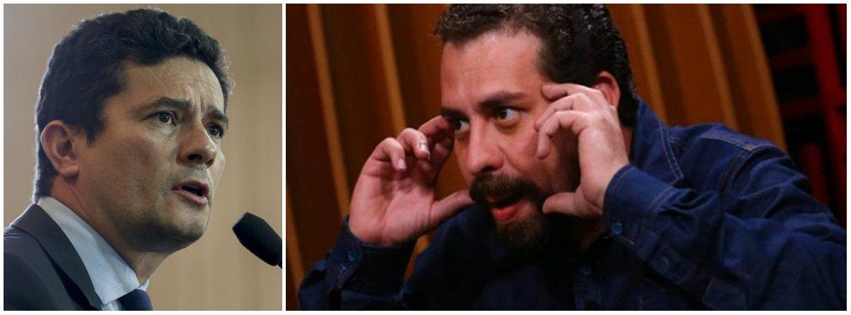 Boulos: Moro, saber se houve lobby no decreto das armas não é um assunto privado