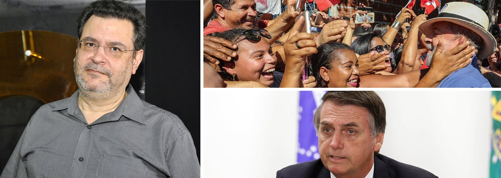 Pimenta: Lula é uma ameaça para Bolsonaro e por isso segue detido