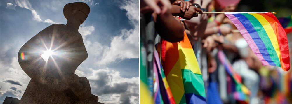 STF retoma julgamento sobre criminalização da homofobia nesta quinta