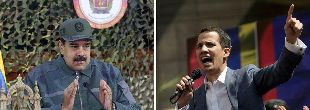 Maduro diz que Guaidó será julgado nos tribunais
