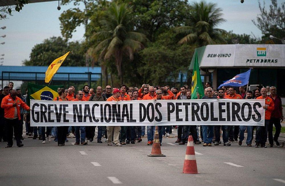Decisão do TST abre caminho para proibição de todas as greves contra privatizações