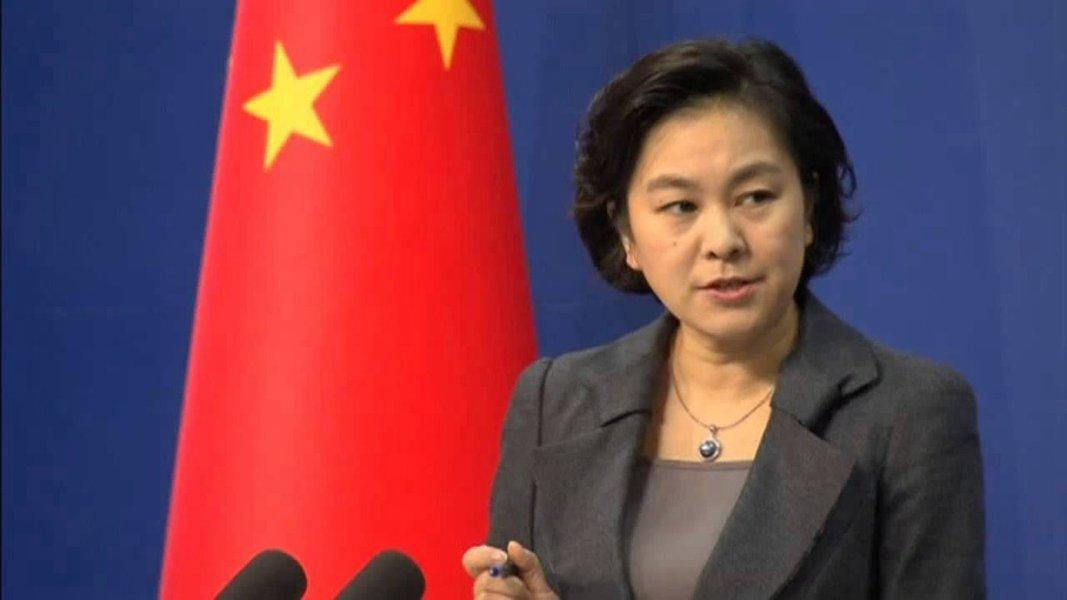 Chancelaria chinesa rejeita acusações infundadas de Pompeo