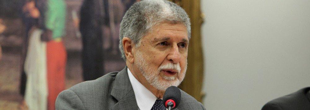 Amorim: brasileiro no Comando Sul dos EUA é incompatível com política nacional de defesa