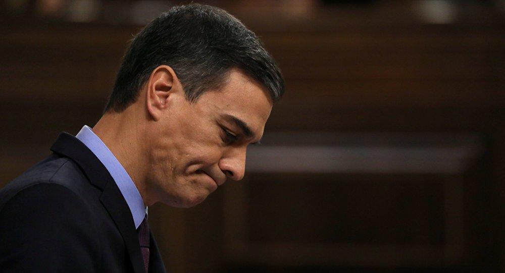 Orçamento é rejeitado e governo espanhol entra em crise