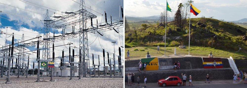 Sanções à Venezuela levam Brasil a utilizar banco russo para pagar por energia usada em Roraima