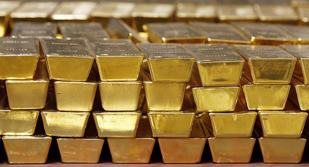 China aumenta suas reservas de ouro em meio à guerra comercial com EUA
