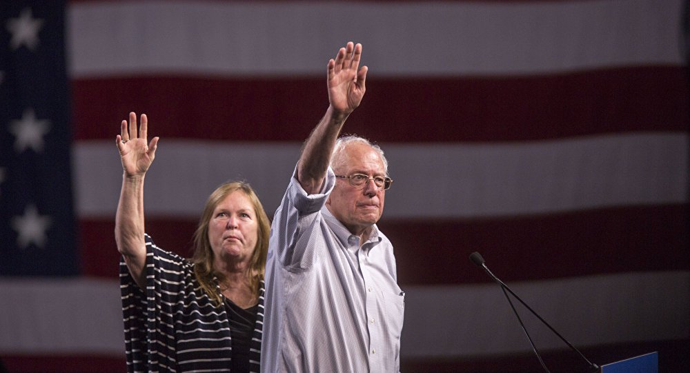 Bernie Sanders decide concorrer às eleições presidenciais nos EUA