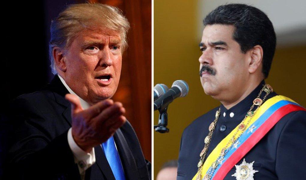 EUA poderiam atacar Venezuela através da Colômbia ou Brasil