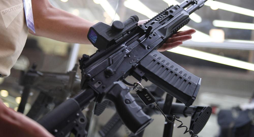 Diretor-geral de gigante das armas: Brasil é um dos mercados mais promissores para nós