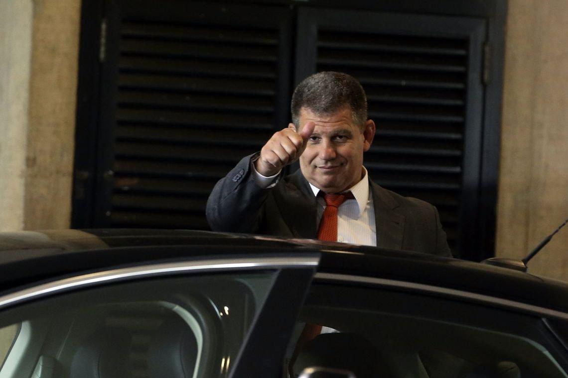 Reunião agendada por Bebianno com a Globo foi o motivo da queda
