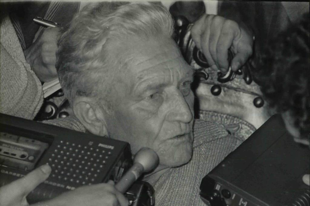 Pai do chanceler Ernesto Araújo dificultou extradição de nazista em 1978