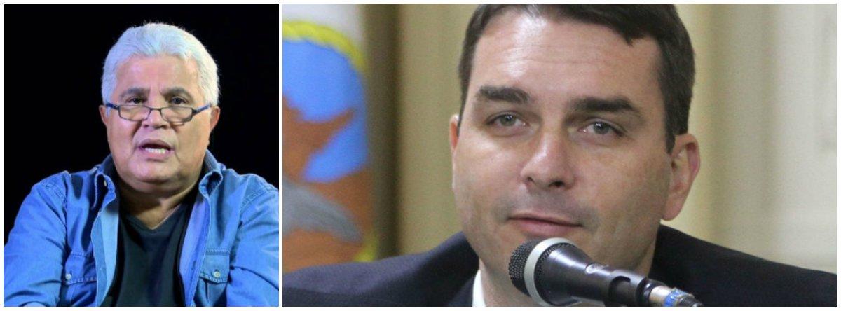 Noblat cobra avanço de investigação contra Flávio Bolsonaro